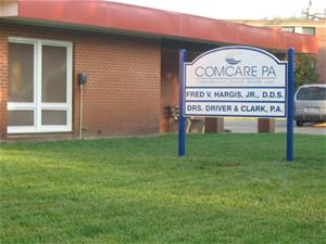 ComCare PA Building and outdoor sign
