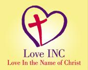 Love Inc Logo - Love in the Name of Christ